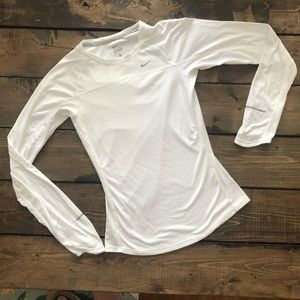 Nike Long Sleeve Running Shirt